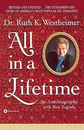All in a Lifetime von Dr. Ruth Westheimer