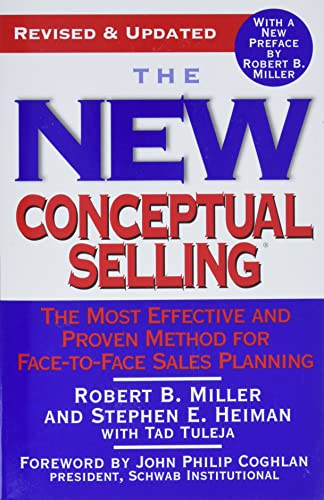 New Conceptual Selling By R. Miller