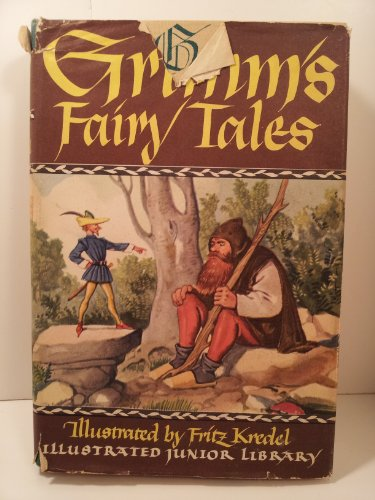 Grimms Fairy Tls DLX By Jacob Ludwig Carl Grimm