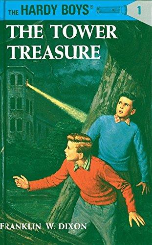 Tower Treasure by Franklin W. Dixon