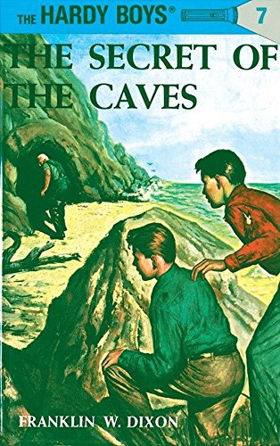 Secret of the Caves By Franklin W. Dixon