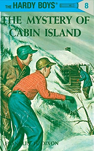 Mystery of Cabin Island By Franklin W. Dixon