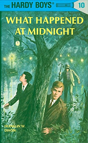 What Happened at Midnight By Franklin W. Dixon