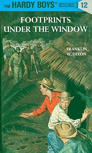 Hardy Boys 12 By Franklin W. Dixon