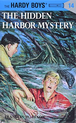 The Hidden Harbour Mystery By Franklin W. Dixon