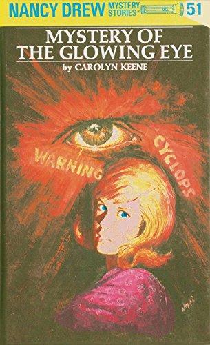 Mystery of the Glowing Eye By C. Keene