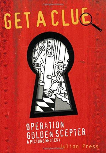Operation Golden Scepter By Julian Press