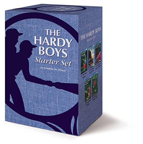 HARDY BOYS STARTER SET, The Hardy Boys Starter Set von Franklin W. Dixon