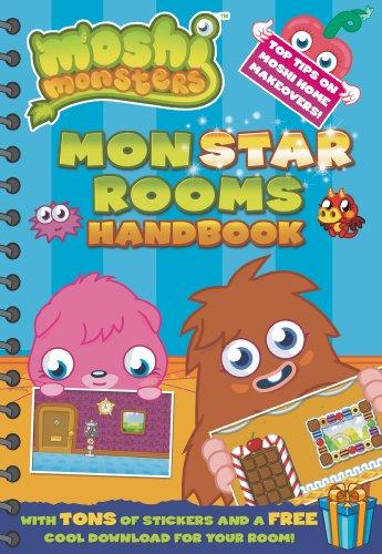 Monstar Rooms Handbook By Unknown