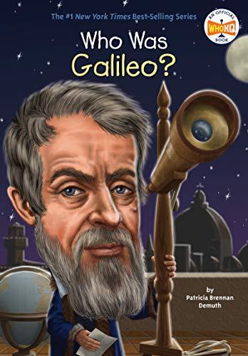 Who Was Galileo? von Tomie dePaola