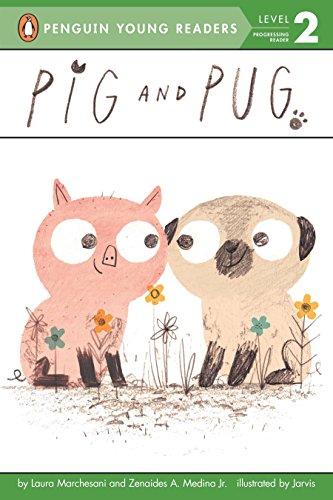 Pig and Pug By Zenaides A. Medina Jr.