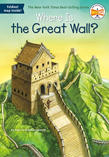 Where Is The Great Wall? By Tomie dePaola