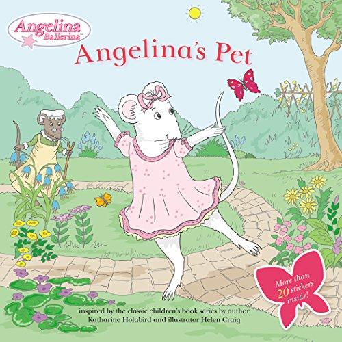 Angelina's Pet By Grosset & Dunlap
