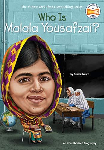 Who Is Malala Yousafzai? von Dinah Brown