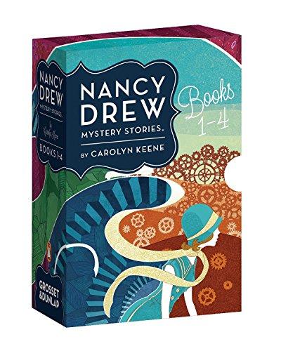 Nancy Drew Mystery Stories Books 1-4 (Boxed Set) von Tomie dePaola