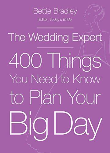 The Wedding Expert By Bettie Bradley