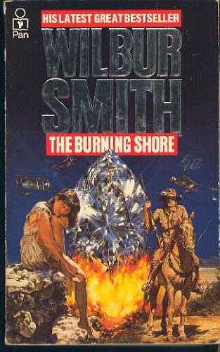 The Burning Shore-Om By Roberto Smith