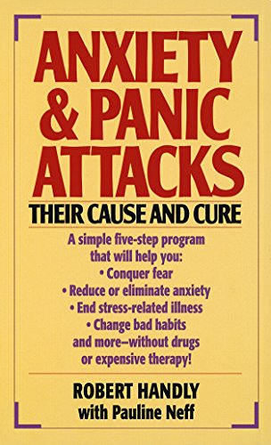 Anxiety and Panic Attacks By Handly