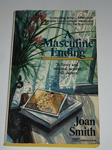 A Masculine Ending By Joan Smith