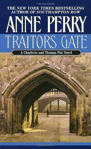 Traitor's Gate By Anne Perry
