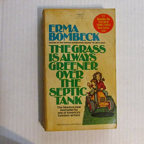 Grass Greener S Tank By Erma Bombeck