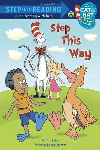 Step This Way By Tish Rabe