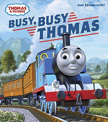 Busy, Busy Thomas (Thomas & Friends) By REV W Awdry