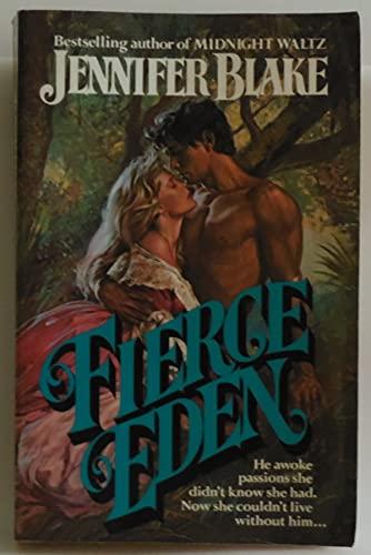 Fierce Eden By Jennifer Blake
