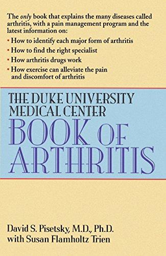 Duke Book Of Arthritis By David S. Pisetsky