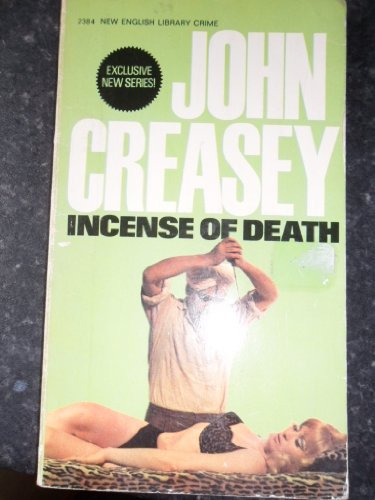 Incense of Death By John Creasey
