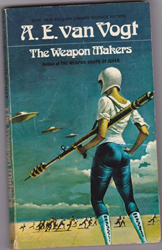 The Weapon Makers By AE Van Vogt