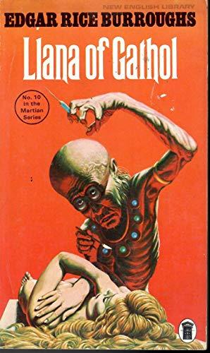 Llana of Gathol (Martian series / Edgar Rice Burroughs) By Edgar Rice Burroughs