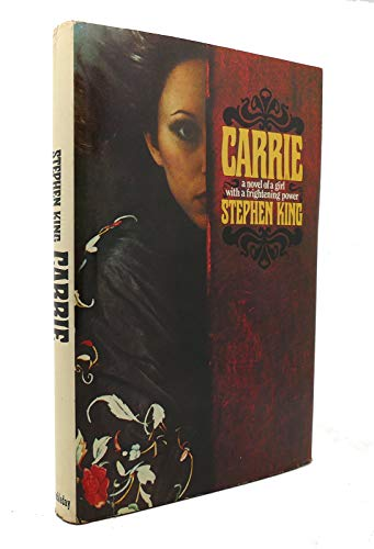 Carrie by King, Stephen Hardback Book The Cheap Fast Free Post