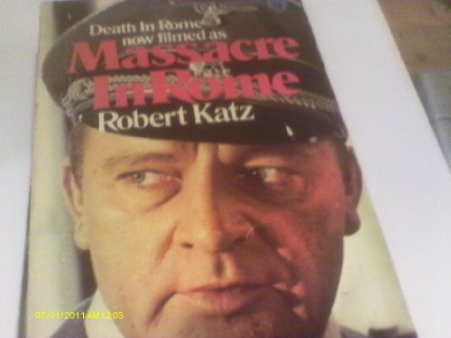 Death in Rome By Robert Katz