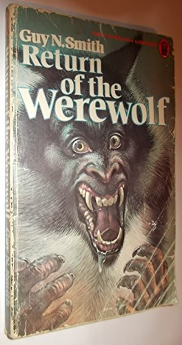 Return of the Werewolf By Guy N. Smith