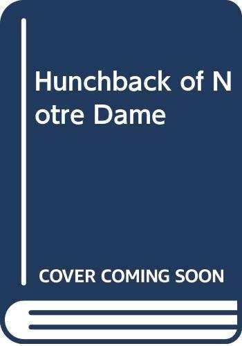 Hunchback of Notre Dame By Victor Hugo