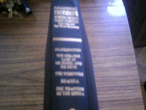 Classic Horror Omnibus By Peter Haining