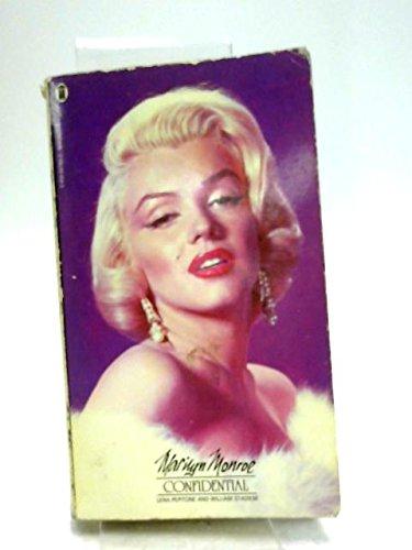 Marilyn Monroe Confidential By Lena Pepitone