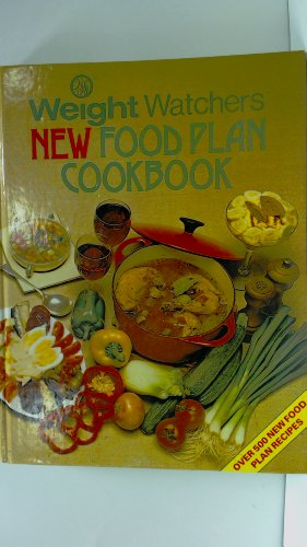 Weight-watchers New Food Plan Cook Book By Nidetch