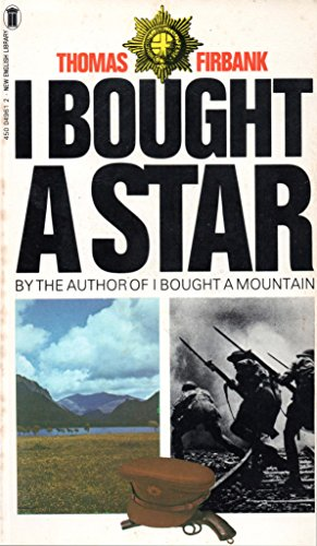 I Bought a Star By Thomas Firbank
