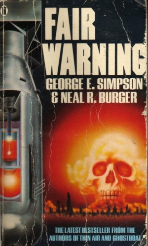 Fair Warning (Signed Book)