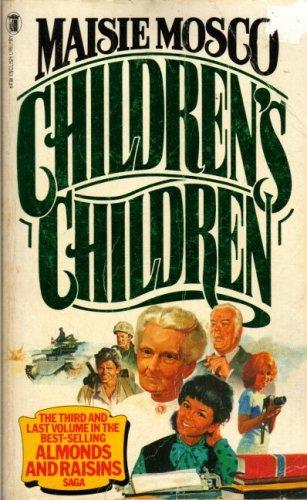 Children's Children By Maisie Mosco