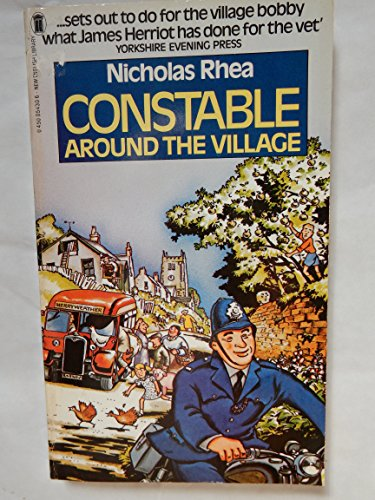 Constable Around the Village By Nicholas Rhea