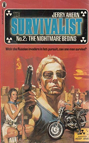The Nightmare Begins By Jerry Ahern
