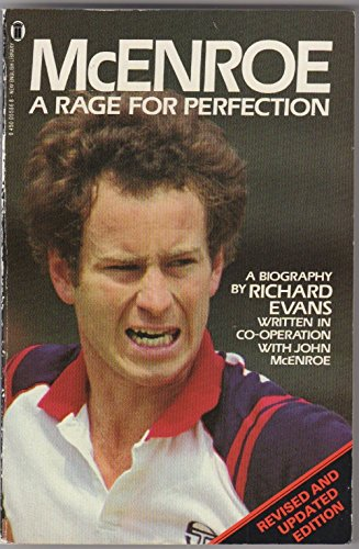 McEnroe: A Rage for Perfection by Richard Evans