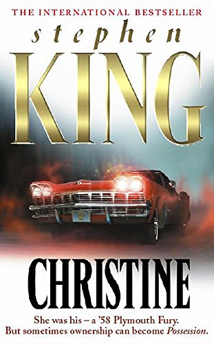 Christine By Stephen King