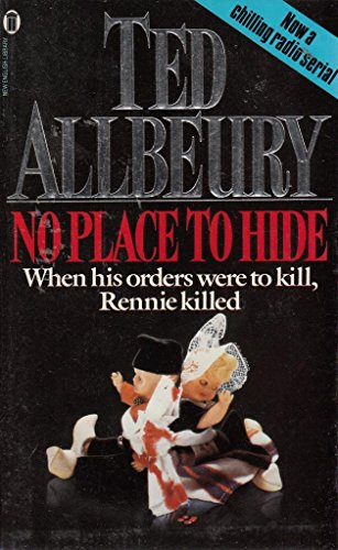 No Place to Hide By Ted Allbeury