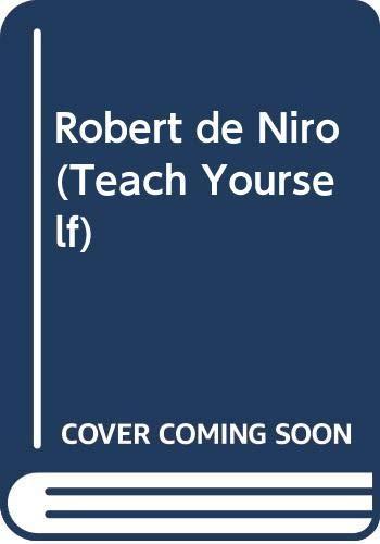Robert de Niro By Keith McKay