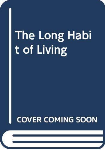 The Long Habit of Living By Joe Haldeman