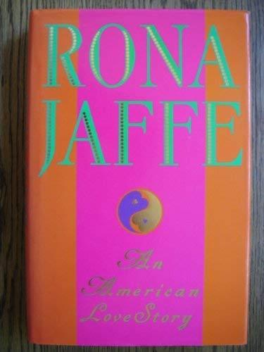An American Love Story By Rona Jaffe